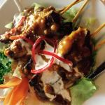 Chicken Satay Sticks