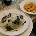 Fillet with Gorgonzola