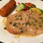 Veal piccata - so delicious!!