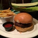 Burger- great!!