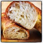 Fresh baked bread served daily!