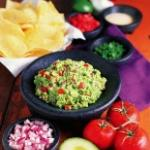 Top Shelf Guacamole made right at your table!