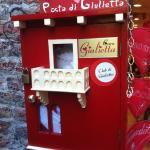 La Posta di Giulietta!