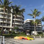 Noosa Pacific Riverfront Resort Foto