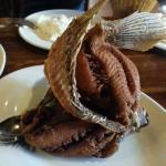 Deep-fried Gourami