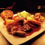 Sundays Roast Lamb