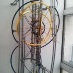 The world's longest pendulum