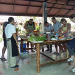 Thai garden farm cookery school