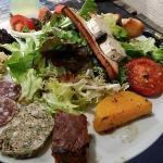 assiette provençale