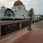 Mesjid Selat Melaka