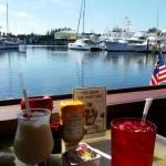 Nice harbor view!