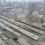 Starway Hotel Dalian Railway Station Foto