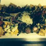 Antipasto for six.... Delicious! Only at Nicolinos
