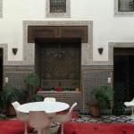 Riad Tizwa 'lobby'