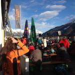 Great afternoon après ski