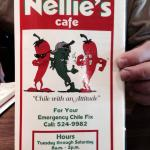 Thanks to Trip Advisor reviews, we chose Nellie's for today's breakfast start. FANTASTIC! Be sur