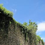 Parte de la muralla de Oviedo