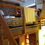Dormitório no nível superior