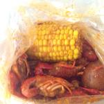 Hot and Juicy crawfish