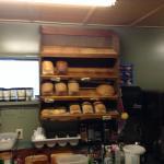 The bread rack