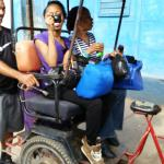 Bike Taxi to Guest House From Transfer Coach