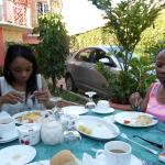 We really enjoyed breakfast!
