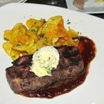 Arizona Buffalo Steak