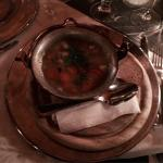 Zuppa d orzo e manzo affumicato favolosa