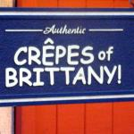 Crepes of Brittany, Old Fisherman's Wharf, Monterey, Ca