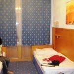 Hotel Pension Corvinus Foto