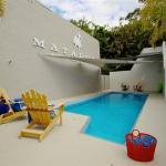 Matador Pool Area
