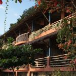 Portulano Rooms all have private verandas