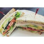 *New* Turkey Sunrise Sandwich