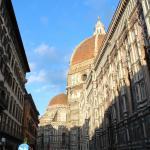 A unos pasos del Duomo.