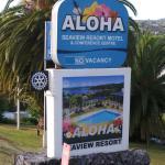 Aloha Seaview Resort Motel Foto
