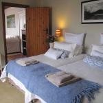 The Patio Suite bedroom