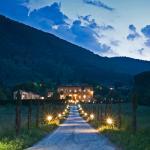 Ingresso Villa Cheli