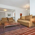 Living Area - 2 Bedroom Executive Suite