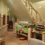 interior of wellbeing spa 2