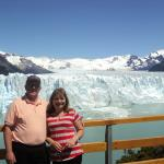 El Glaciar Perito Moreno difícil de describirlo