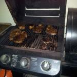 steak night!