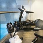 Spa & fitness area / espace spa & fitness
