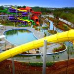 go! Play and go! Splash - Facility top view