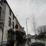Exterior - great location on Eyre Square
