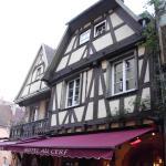 Riquewihr Restaurant Au Cerf
