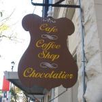 Chocolate Spoon