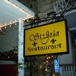 The St. John Restaurant - Moved