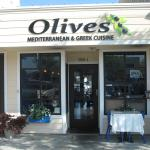 Bild från Olives Mediterranean & Greek Cuisine