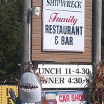 Foto de Parkers Shipwreck Tavern