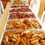 Barn Rau Thai Halal Cuisine Foto
